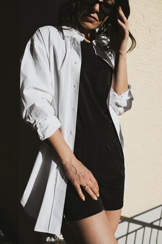 "MbyM Longbluse ""Brisa Alistair Shirt"""