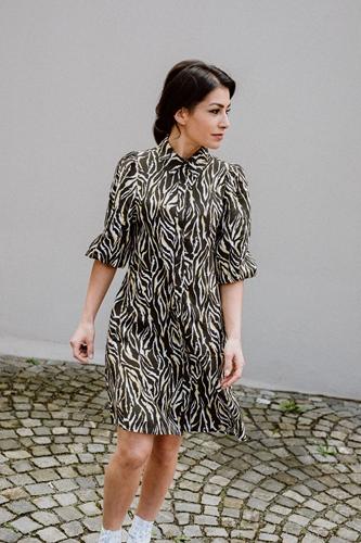 "Kleid ""Melya Print"" MbyM"